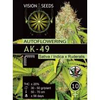 Graines de AK49 Auto