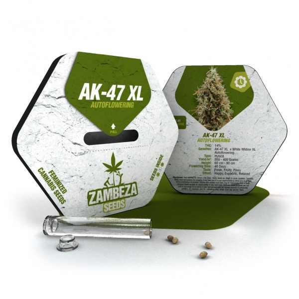 Graines de Ak47 Autofloraison