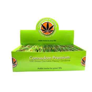 Preservatifs gout Cannabis
